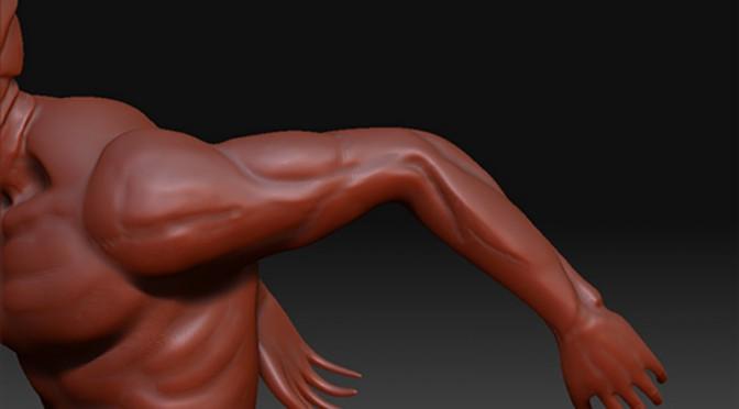「尺連」の腕