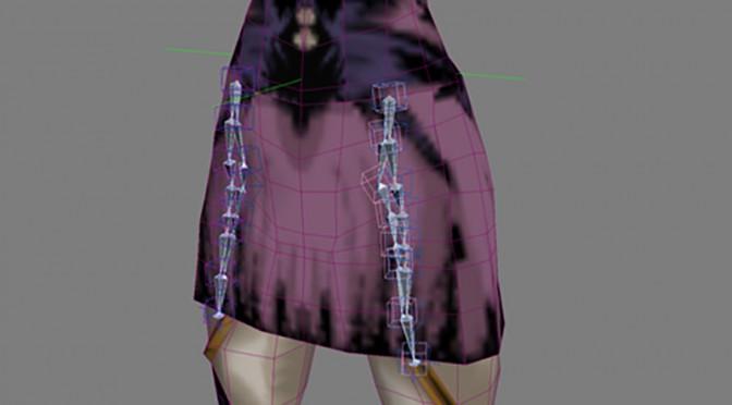 スカートのリグ-まとめる-