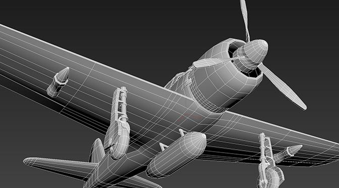 更なる作りこみ -翼-
